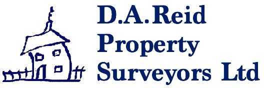 D.A. Reid Property Surveyors logo